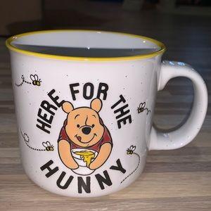 Disney Winnie the Pooh Here for the Hunny mug!